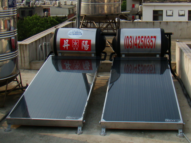 SY-252H太陽能熱水器(自然循環式)