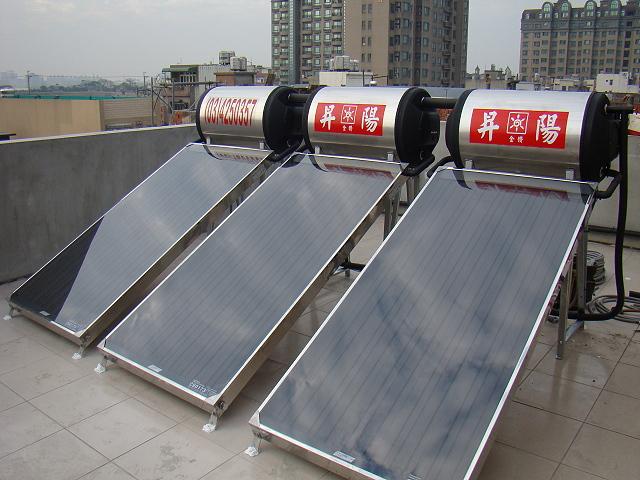 SY-253H太陽能熱水器(自然循環式)