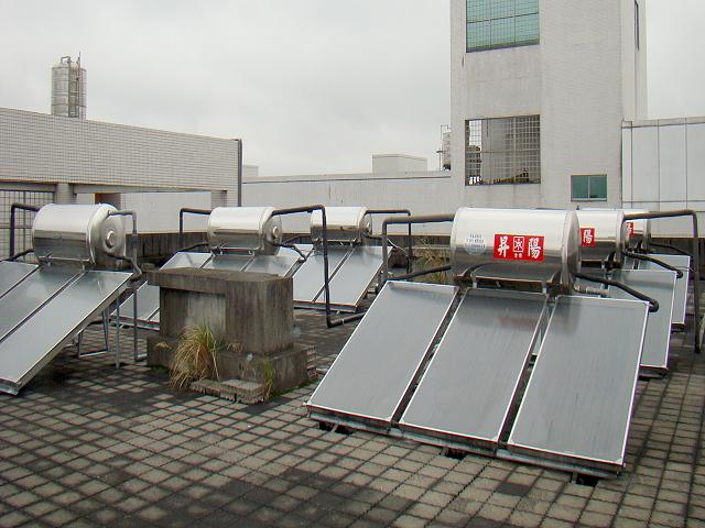SY-43H太陽能熱水器(自然循環式)